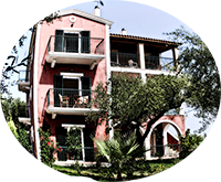 Villa San Andreas Laganas Zakynthos family holiday appartments
